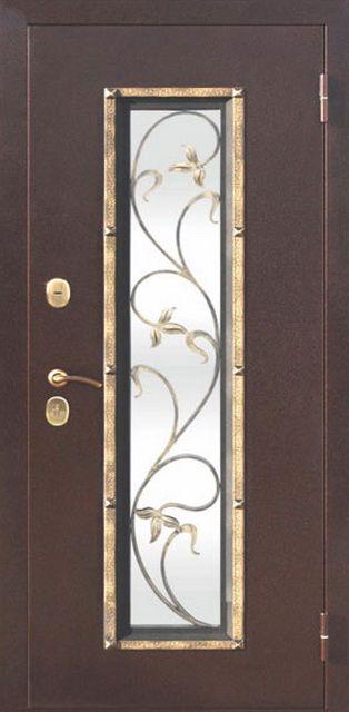 Входная дверь Tarimus Group Плющ 75
