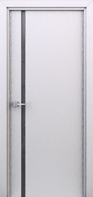 Межкомнатная дверь Интер двери Соло молдинг