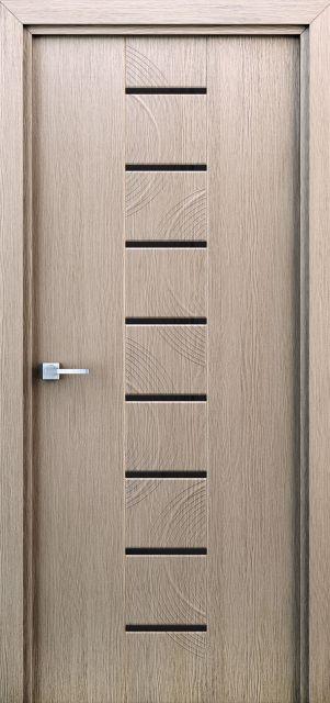 Межкомнатная дверь Интер двери Сатурн молдинг
