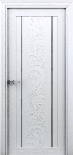 Межкомнатная дверь Интер двери Весна молдинг