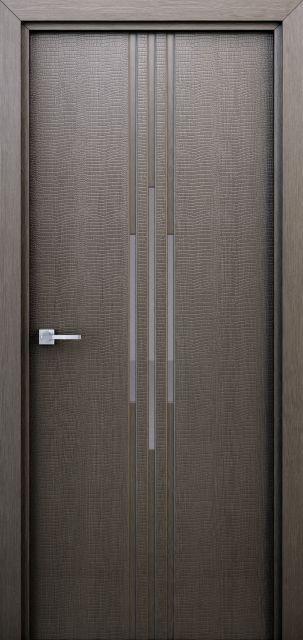 Межкомнатная дверь Интер двери Сафари молдинг