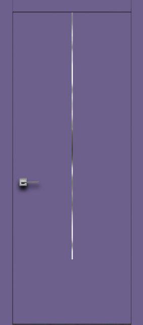 Межкомнатная дверь Tsi Dveri Alluminio 2