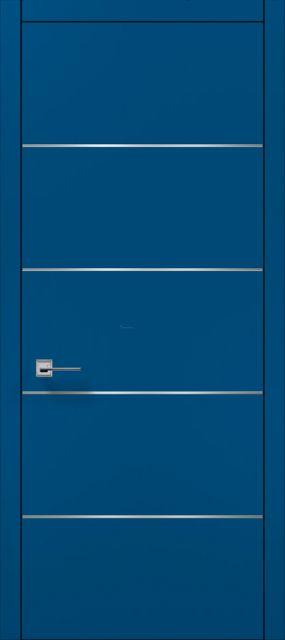 Межкомнатная дверь Tsi Dveri Alluminio 3