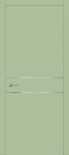 Межкомнатная дверь Tsi Dveri Alluminio 5