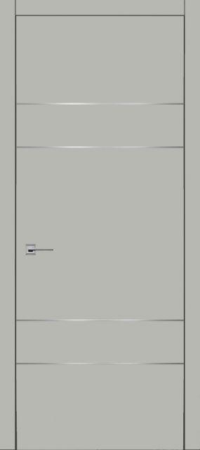Межкомнатная дверь Tsi Dveri Alluminio 6