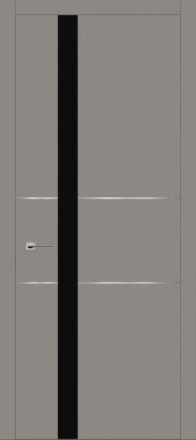 Межкомнатная дверь Tsi Dveri Alluminio 7