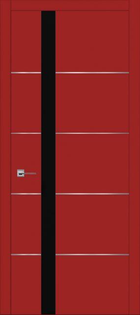 Межкомнатная дверь Tsi Dveri Alluminio 9
