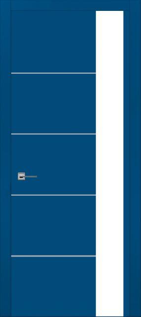 Межкомнатная дверь Tsi Dveri Alluminio 10