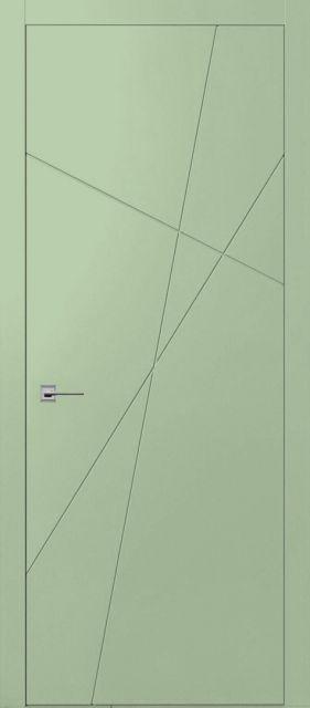 Межкомнатная дверь Tsi Dveri Geometria
