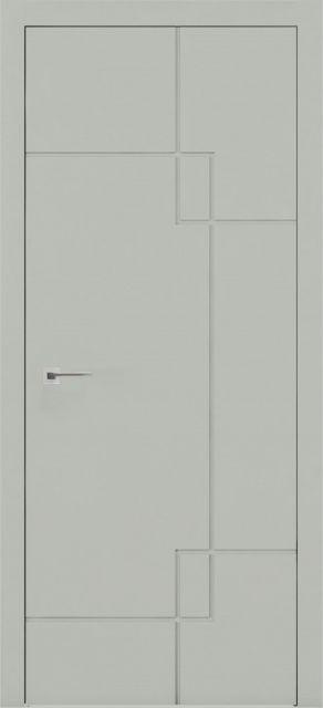 Межкомнатная дверь Tsi Dveri Geometria 2