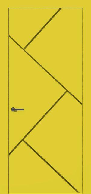 Межкомнатная дверь Tsi Dveri Geometria 6
