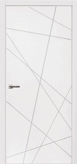 Межкомнатная дверь Tsi Dveri Geometria 7