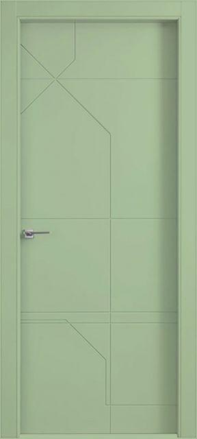 Межкомнатная дверь Ці Двері Techno