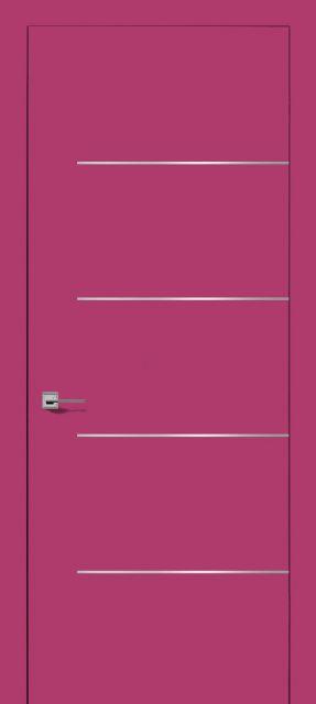 Межкомнатная дверь Tsi Dveri Alluminio 4