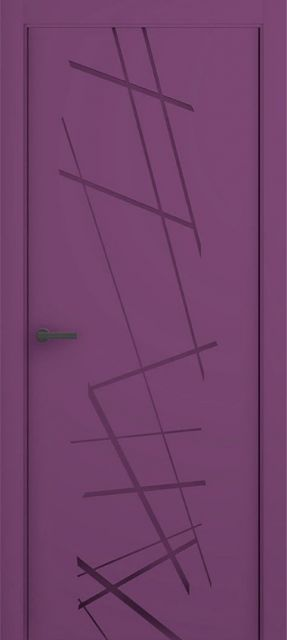 Межкомнатная дверь Tsi Dveri Geometria 5