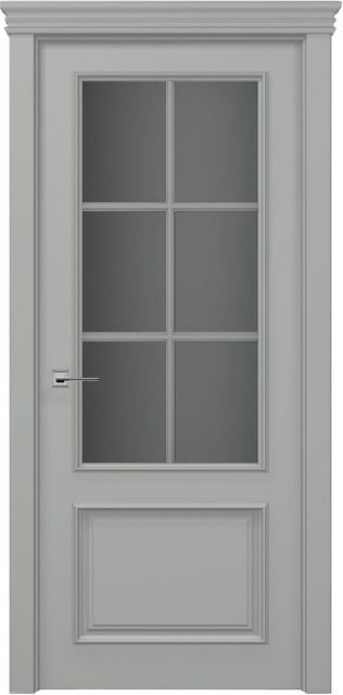 Межкомнатная дверь Tsi Dveri Griglia Vetro