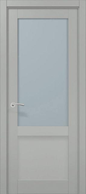 Межкомнатная дверь Tsi Dveri Pia Due Vetro