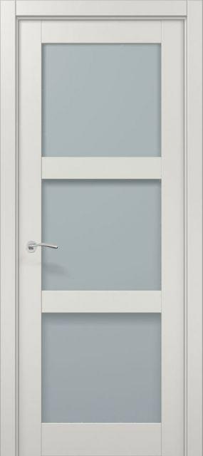 Межкомнатная дверь Tsi Dveri Pia Terzetto Vetro