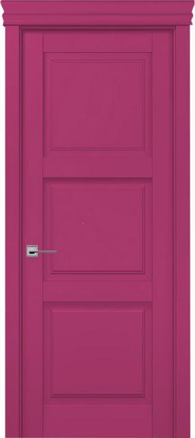 Межкомнатная дверь Tsi Dveri Premiera Terzetto без обклада