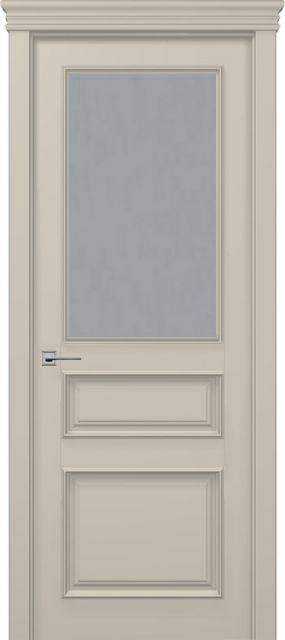 Межкомнатная дверь Tsi Dveri Premiera Tre Vetro