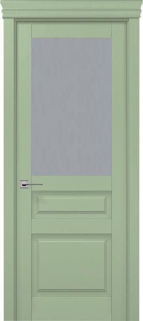 Межкомнатная дверь Tsi Dveri Premiera Tre Vetro без обклада