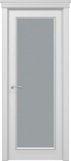 Межкомнатная дверь Tsi Dveri Premiera Uno Vetro
