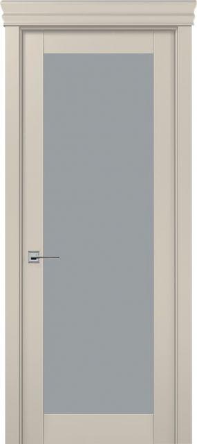 Межкомнатная дверь Tsi Dveri Premiera Uno Vetro без обклада