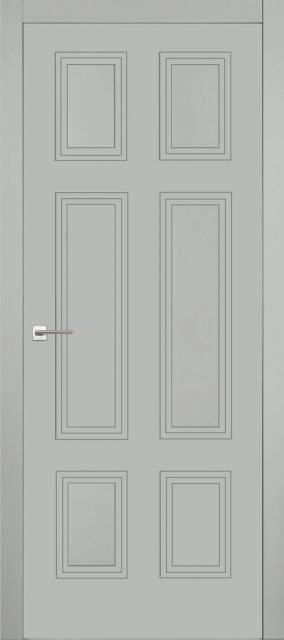 Межкомнатная дверь Tsi Dveri Fresa Americana 3