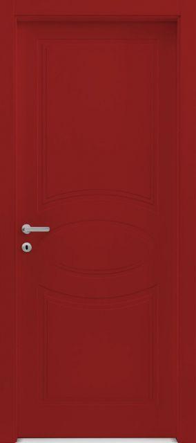 Межкомнатная дверь Tsi Dveri Fresa Ovale