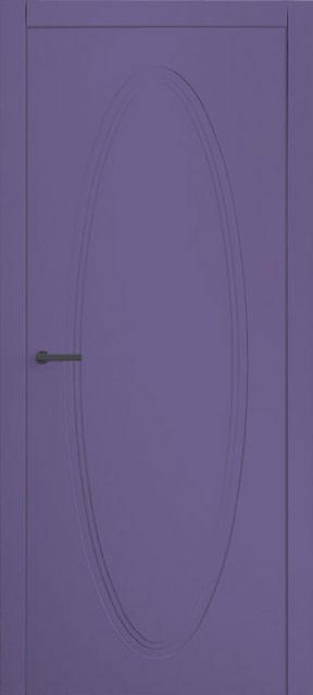 Межкомнатная дверь Tsi Dveri Fresa Ovale 2