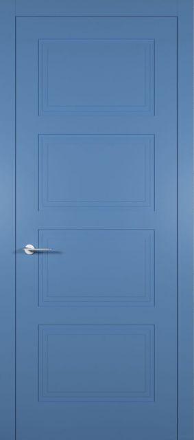 Межкомнатная дверь Tsi Dveri Fresa Quattro