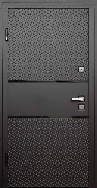 Входная дверь ABWEHR Модель 368 Loriana