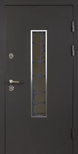 Входная дверь ABWEHR Модель 408 Defender Glass