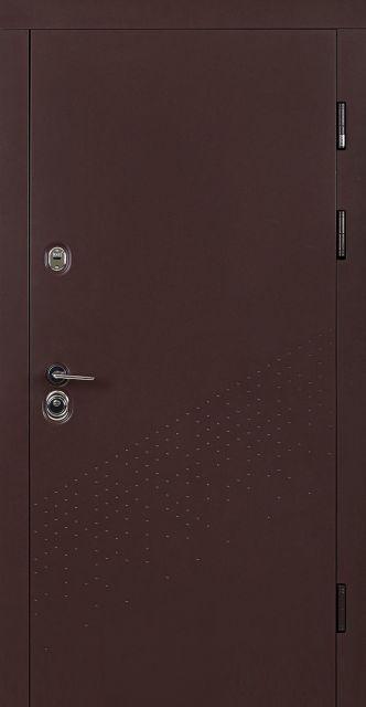 Входная дверь ABWEHR Модель 442 Ellipsa