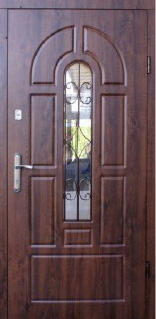 Входная дверь Форт-М Арка