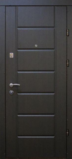 Входная дверь Форт-М Трио Канзас квартира