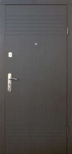 Входная дверь Форт-М Дуэт улица
