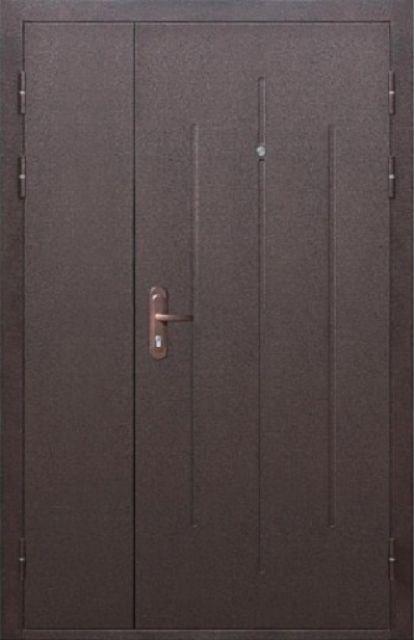 Входная дверь Tarimus Group 7-1 металл (1200 мм) полуторная