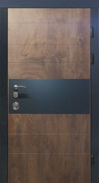 Входная дверь Redfort Комби 960 мм