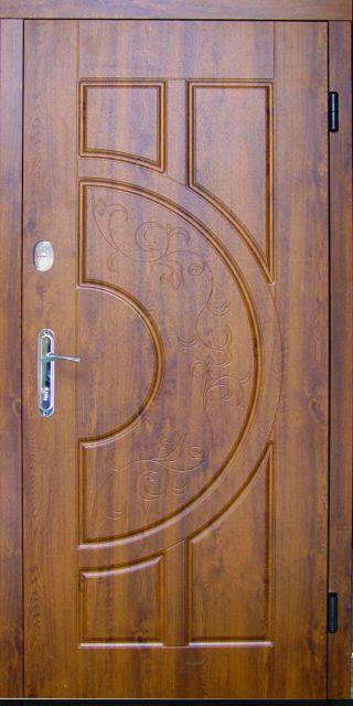Входная дверь Redfort Рассвет 960 мм