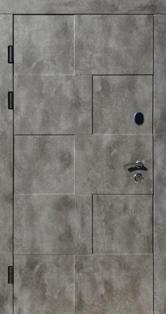 Входная дверь Redfort Крафт улица 860 мм
