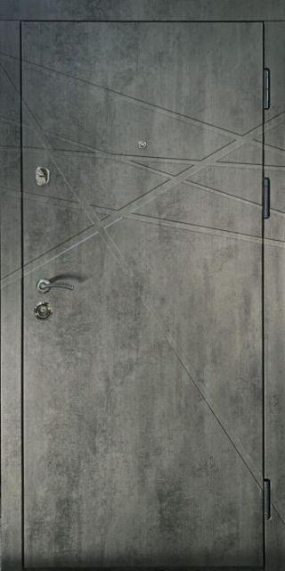 Входная дверь Redfort Аксиома квартира 960 мм