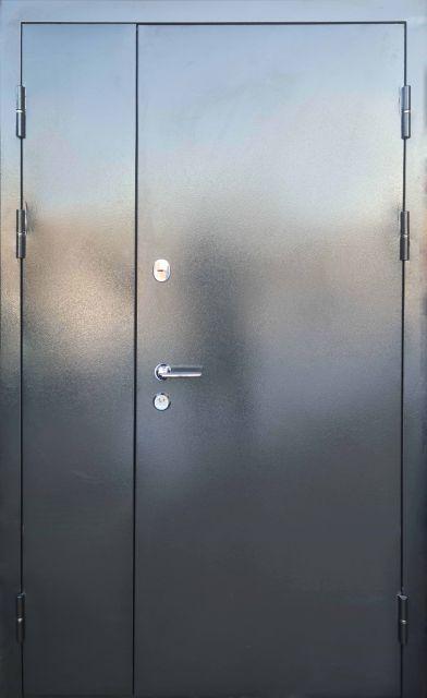 Входная дверь Форт-М Металл-МДФ Горизонталь 1200 мм