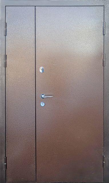 Входная дверь Форт-М Металл-МДФ Классик 1200 мм