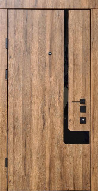 Входная дверь Qdoors Авангард Босфор-АК 950 мм