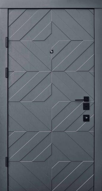 Входная дверь Qdoors Авангард Тиффани 850 мм