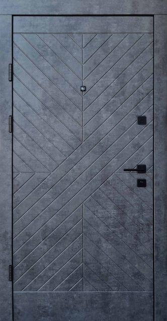 Входная дверь Qdoors Премиум Некст 950 мм