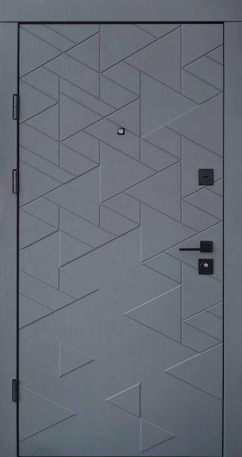 Входная дверь Qdoors Ультра Фрост 950 мм