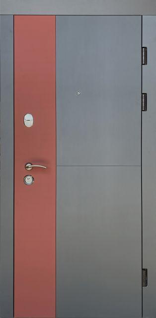 Входная дверь Redfort Рубин 960 мм