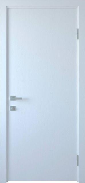 Межкомнатная дверь Новый стиль Стандарт Белый мат
